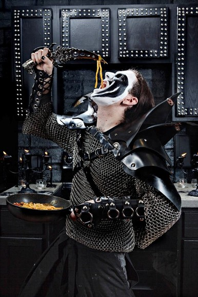 The Vegan Black Metal Chef
